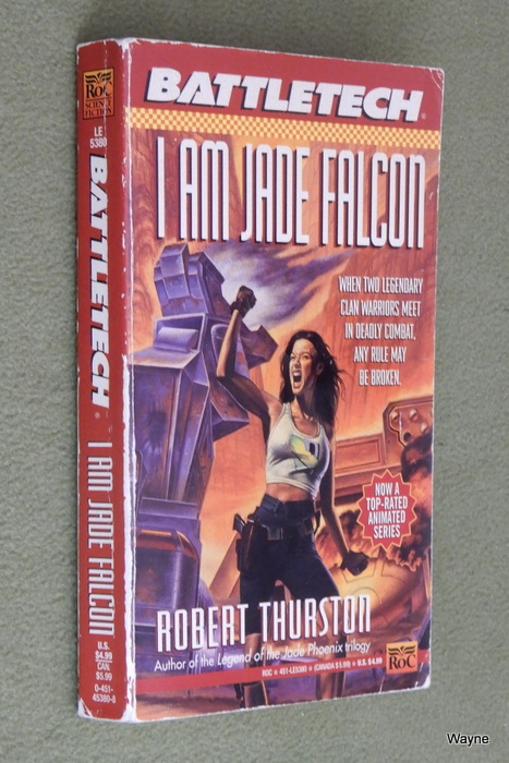 Image for I Am Jade Falcon (Battletech)