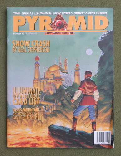 Image for Pyramid Magazine, Number 12