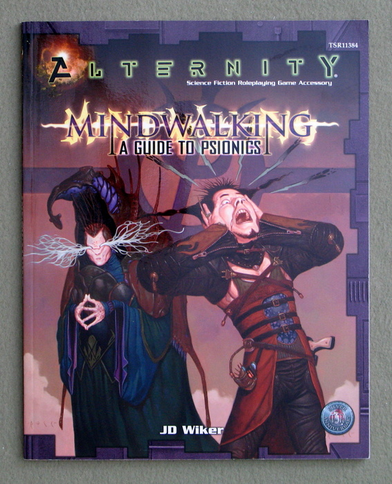 Image for Mindwalking: A Guide to Psionics (Alternity)