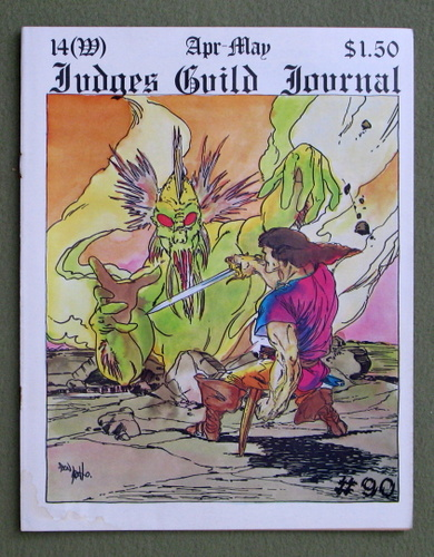Image for Judges Guild Journal #14 (Apr-May 1979)