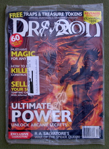 Image for Dragon Magazine, Issue 302