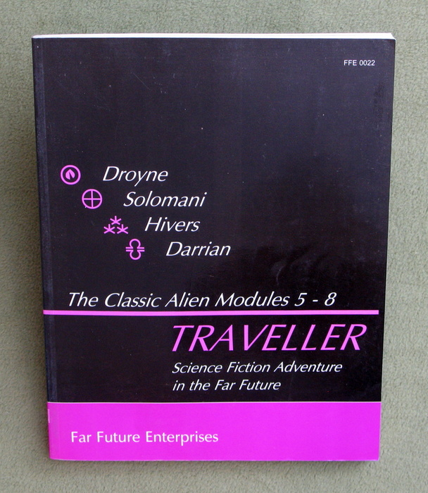 Image for Traveller: Classic Alien Modules 5-8