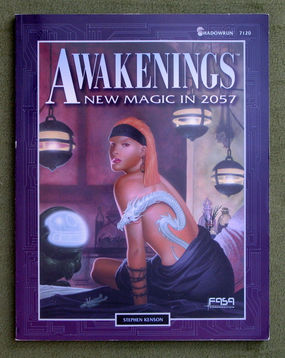 Image for Awakenings: New Magic in 2057 (Shadowrun)