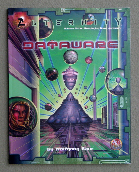 Image for Dataware (Alternity)