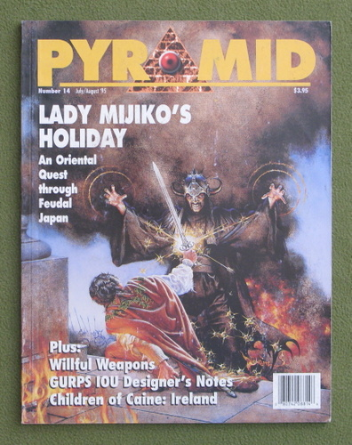 Image for Pyramid Magazine, Number 14