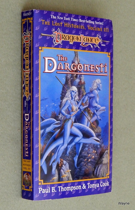 Image for The Dargonesti (Dragonlance: Lost Histories, Vol. 3)