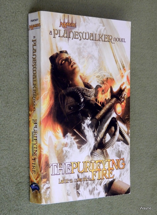 Image for The Purifying Fire: A Planeswalker Novel