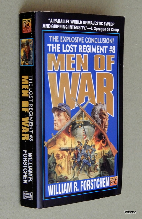 Image for Men of War (Lost Regiment, No. 8)