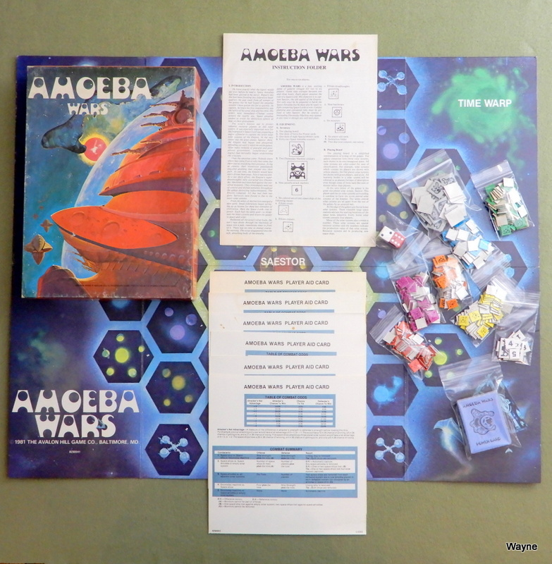 Image for Amoeba Wars: Game of Galactic Conquest
