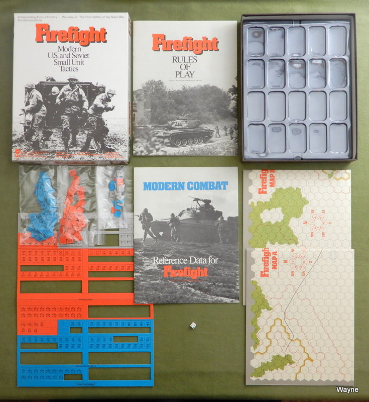 Image for Firefight: Modern U.S. and Soviet Small Unit Tactics