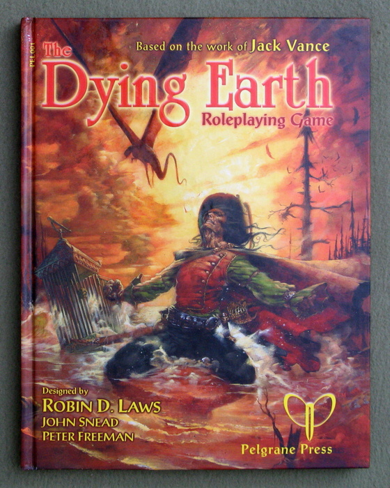 Image for Jack Vance's The Dying Earth Roleplaying Game
