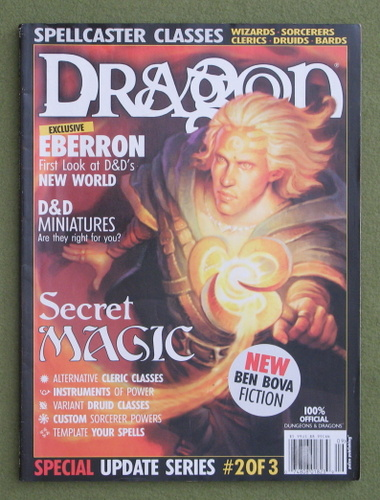 Image for Dragon Magazine, Issue 311