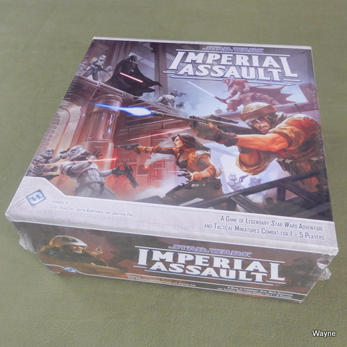 Image for Star Wars: Imperial Assault