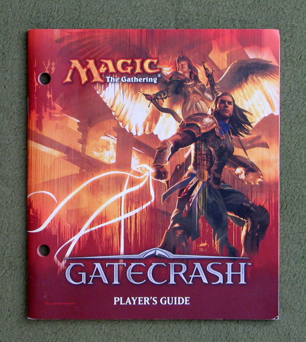Image for Gatecrash Player's Guide (Magic The Gathering)
