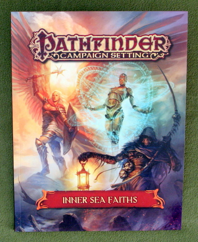 Image for Inner Sea Faiths (Pathfinder Campaign Setting)