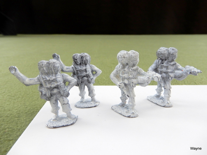 Image for ORLENS: 4 Grenadier Gamma World miniatures