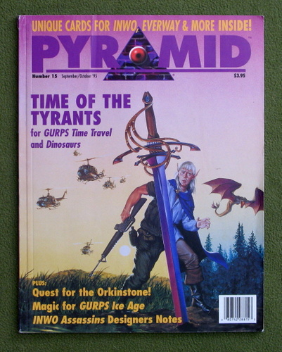 Image for Pyramid Magazine, Number 15