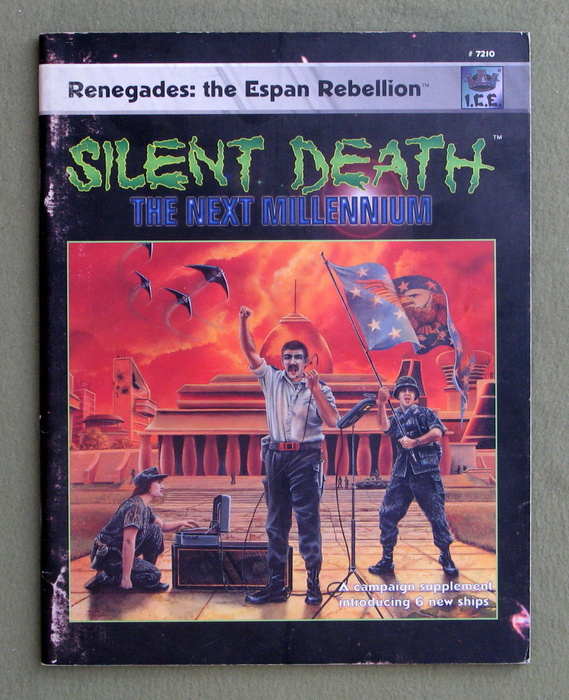 Image for Renegades: The Espan Rebellion (Silent Death: The Next Millennium)