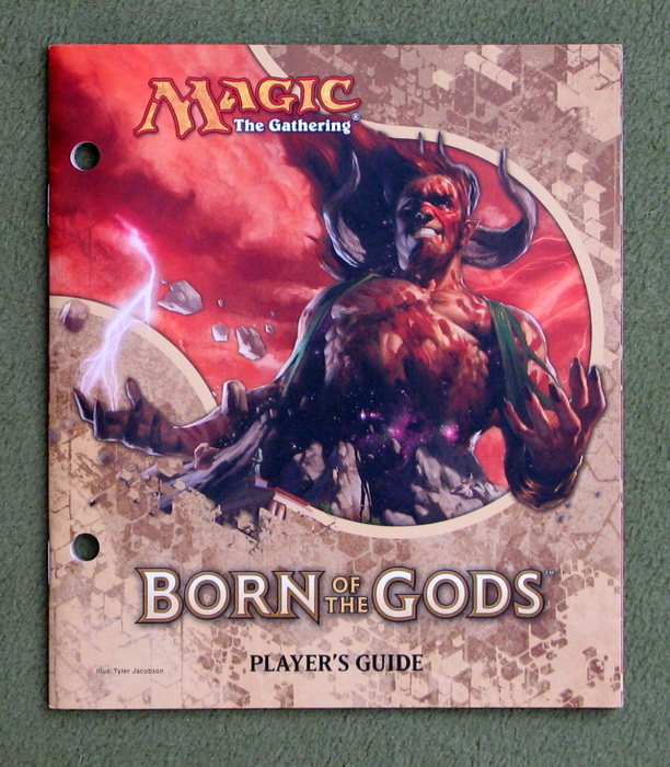 Image for Born of the Gods Player's Guide (Magic The Gathering)