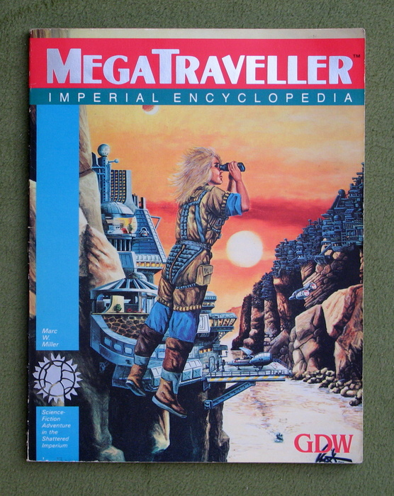 Image for MegaTraveller: Imperial Encyclopedia