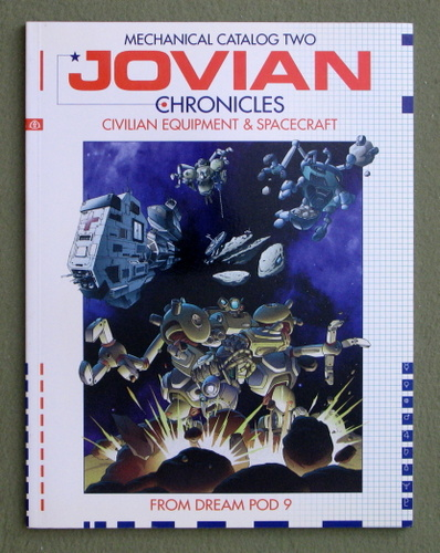 Image for Mechanical Catalog Two: Civilian Equipment & Spacecraft (Jovian Chronicles)