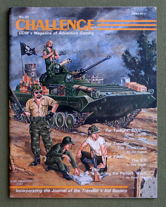 Image for Challenge Magazine, Issue 30