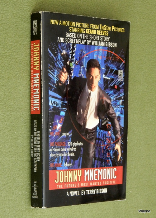 Image for JOHNNY MNEMONIC