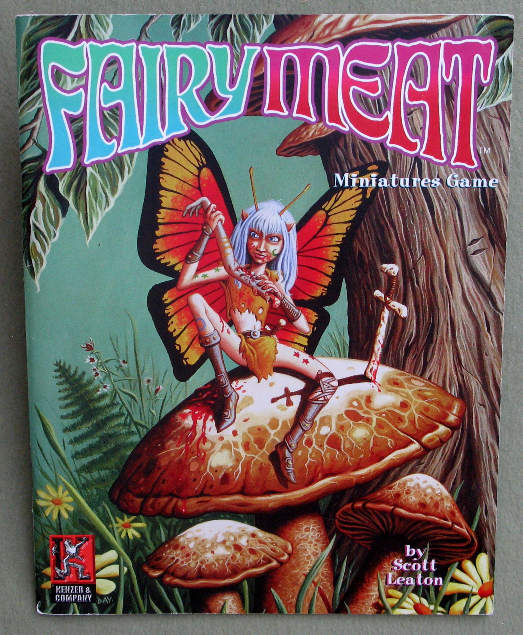 Image for Fairy Meat Miniatures Game
