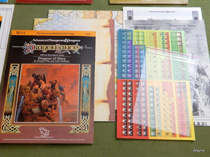 Image for Dragons of Glory (Advanced Dungeons & Dragons: Dragonlance Supermodule DL11)
