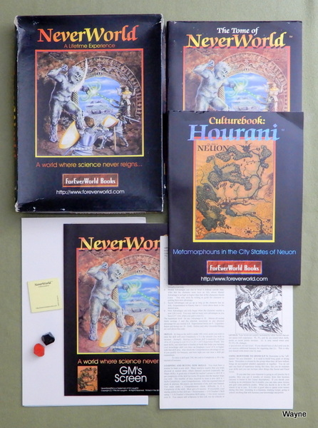Image for Neverworld Roleplaying Game