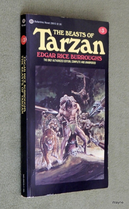 Image for The Beasts of Tarzan (Tarzan Series #3)