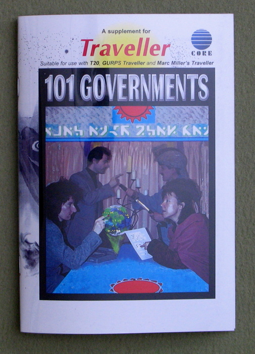 Image for 101 Governments (BITS Traveller)