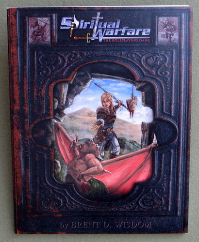 Image for Spiritual Warfare: The Roleplaying Game