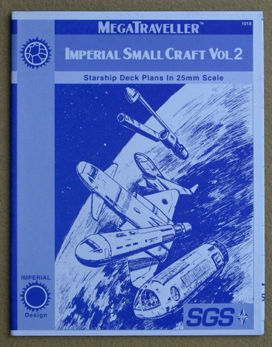 Image for Imperial Small Craft, Vol. 2 (Megatraveller)
