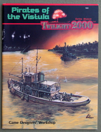 Image for Pirates of the Vistula (Twilight: 2000)