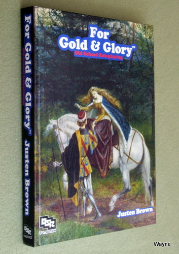 Image for For Gold & Glory: Old School Roleplaying