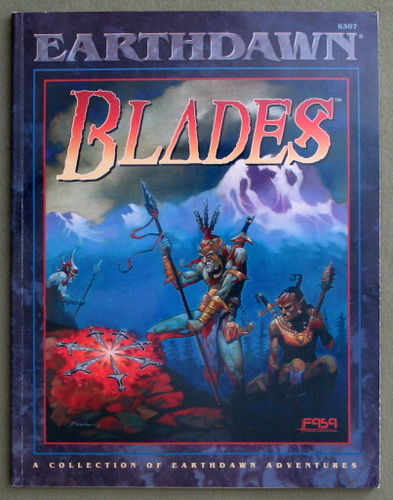 Image for Blades (Earthdawn)