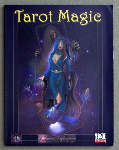 Image for Tarot Magic (d20 Fantasy Roleplaying Supplement, Arcane Mysteries)