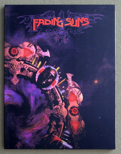 Image for Fading Suns: The Roleplaying Game (1st Edition)