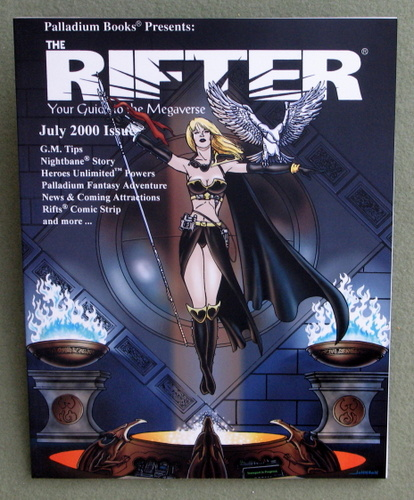 Image for Rifter #11: Your Guide to the Megaverse (Rifts)