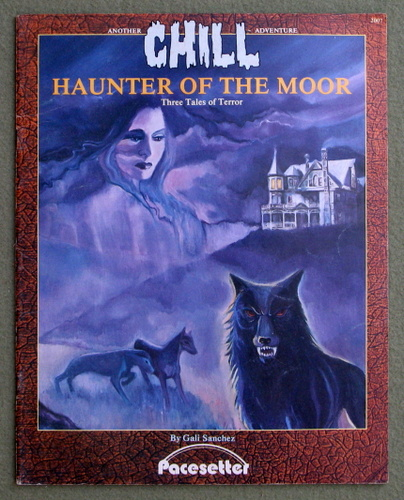 Image for Haunter of the Moor (Chill) - PLAY COPY