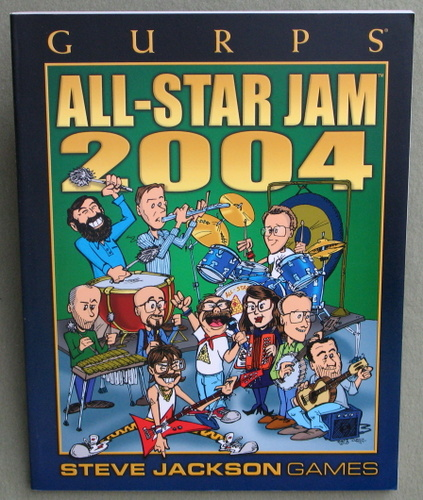 Image for GURPS All-Star Jam 2004
