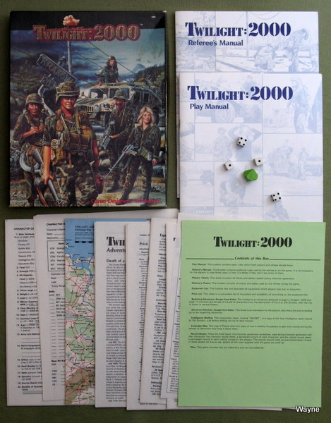 Image for Twilight 2000 (1st edition)