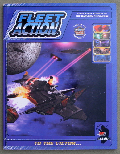 Image for Fleet Action: To the Victor (Babylon 5 Wars)