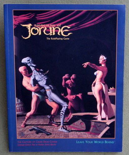 Image for Jorune (3rd edition)