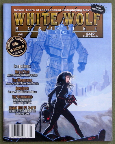 Image for White Wolf Magazine, Issue 41