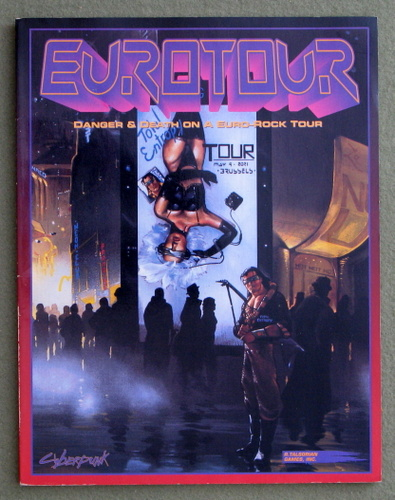 Image for Eurotour (Cyberpunk RPG)