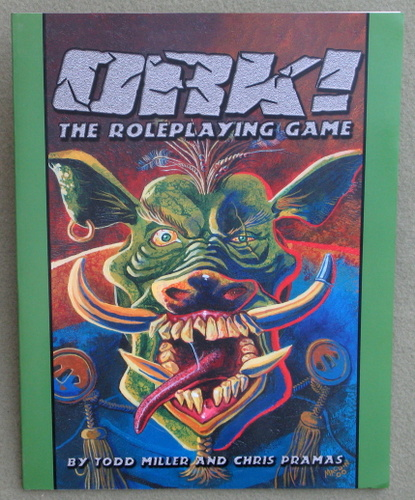 Image for Ork! The Roleplaying Game