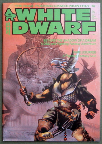 Image for White Dwarf Magazine, Issue 61