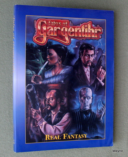 Image for Tales of Gargentihr: The Roleplaying Game